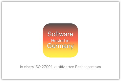 Software hostet in Germany